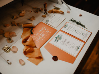 Fall Styled Shoot at Promise Manor