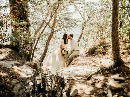Adventure Styled Elopement // Morgan + Herbert