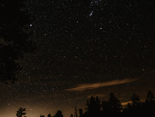 Starry Skies in Flagstaff