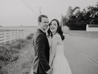Jennie + Ryan's Wedding Day