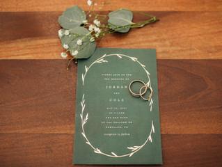 The Chaffin Wedding