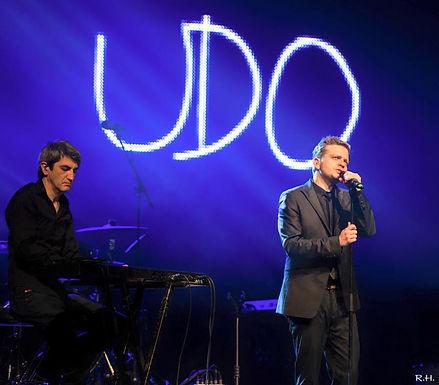 23 november verschijnt kerstalbum van Udo