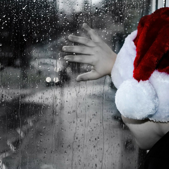 WEERBERICHT: Zondag regen, daarna een droge Kerst met regelmatig wat zon