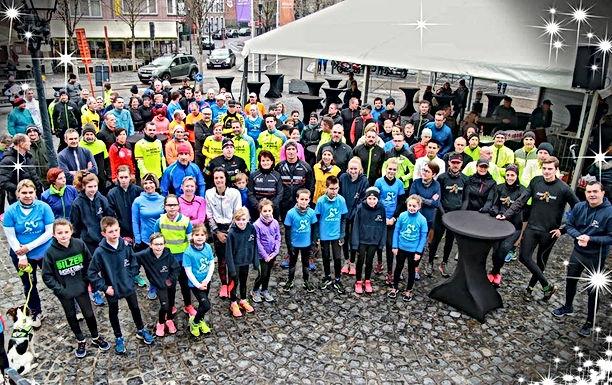 180 lopers voor de 11e Nieuwjaarsjogging Bilzen