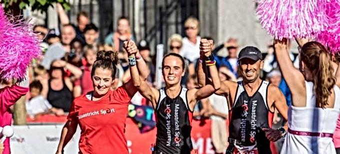 Zondag 5 augustus Ironman in Bilzen, Lanaken en Riemst