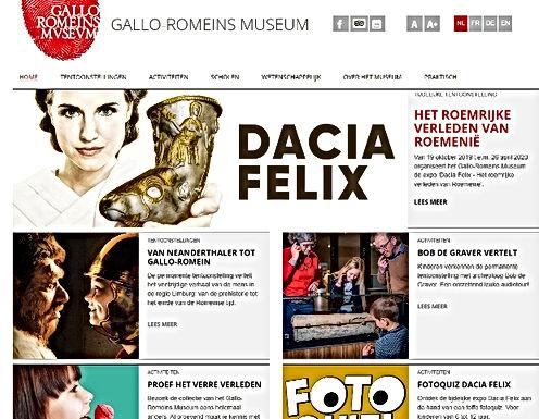 TONGEREN: Meer dan 106.000 bezoekers in het Gallo-Romeins Museum