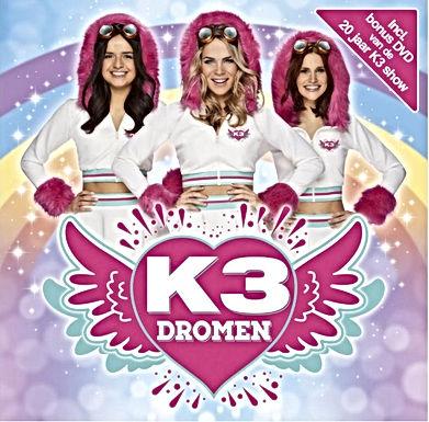 Nieuw album en single voor K3