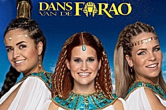 K3 brengt op 14 oktober nieuwe single 'Dans van de farao' uit
