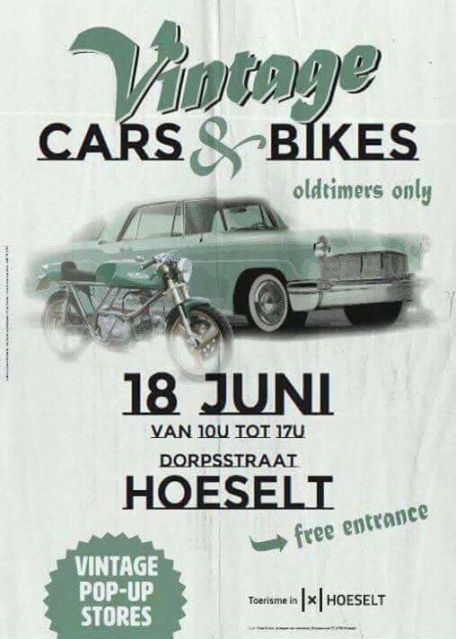 Vintage Cars & Bikes