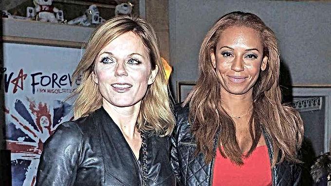 Spice Girl Mel B onthult: 'Ik had seks met Geri Halliwell'