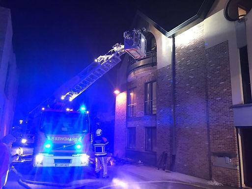 BBQ veroorzaakt brand in Hoeselt