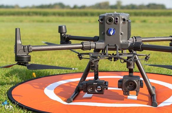 Allereerste Police Drone Day op vliegveld Kiewit