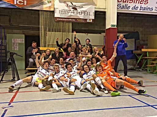 U21 van PIBO Hoeselt naar finale Beker van België !!!