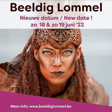Beeldig Lommel uitgesteld naar juni 2022