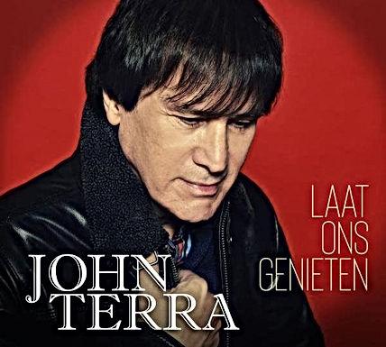 John Terra heeft nieuwe single 'Laat Ons Genieten'