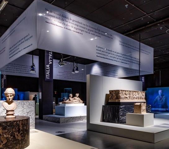 Oog in oog met de Romeinen in het Gallo-Romeins Museum