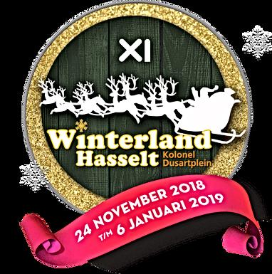 Gedaan met parkeren in straten rond Winterland in Hasselt