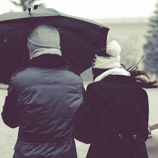WEERBERICHT: Tijdens het weekend veel regen en wind. Zondag blijft het droog met brede opklaringen