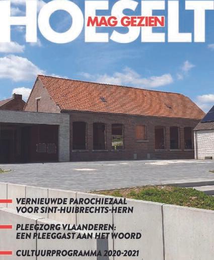 Hoeselt Mag Gezien editie oktober