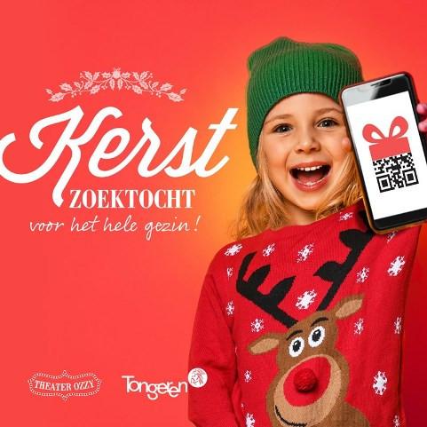 Tongeren lanceert een verrassende kerstzoektocht