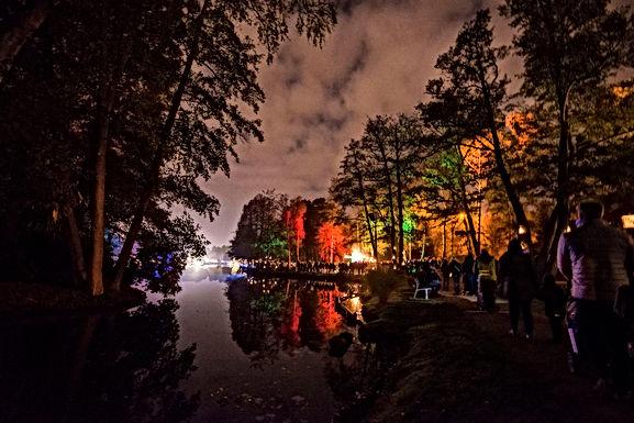 Vurige Vijvers komt terug naar het Molenvijverpark in Genk