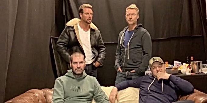 Boyzone neemt afscheid van de Belgische fans op I Love The 90's-The Party