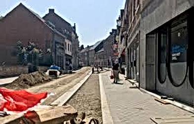 Nieuwe Brugstraat in Bilzen opent op 14 juni