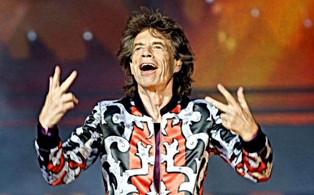 The Rolling Stones stellen start tournee uit wegens medische ingreep van Mick Jagger