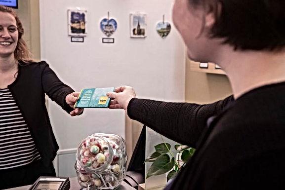 Digitale geschenkkaart succesvol in Bilzen