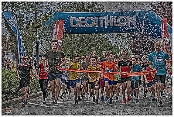Bijna 1400 lopers voor 2e editie van Den Hoeselér Run