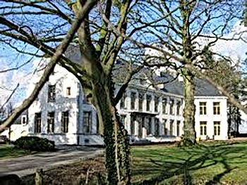 Kasteel Edelhof in Munsterbilzen wordt gerestaureerd