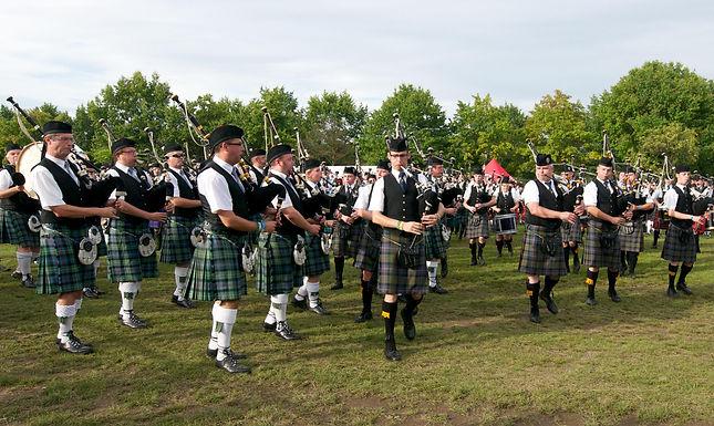 10.000 toeschouwers voor Schots Weekend