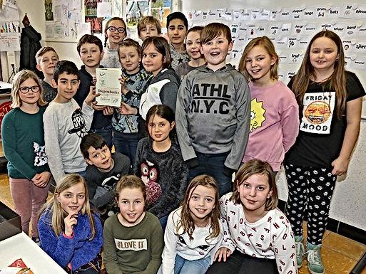 Leerlingen van Paleis maken kennis met Diepenbeeks dialect