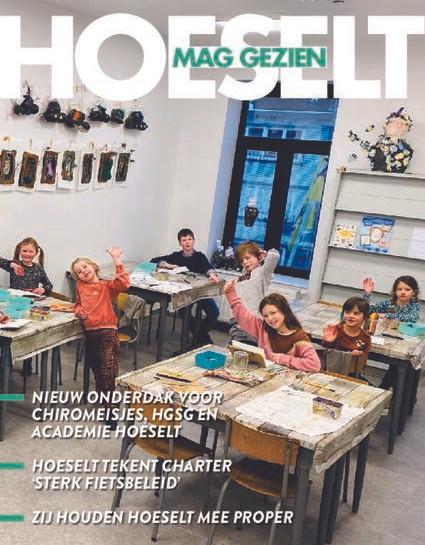 Hoeselt Mag Gezien: Februari 2021