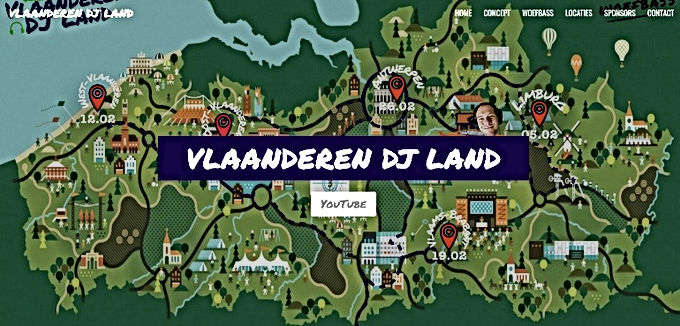 Vlaanderen DJ Land start in Limburg