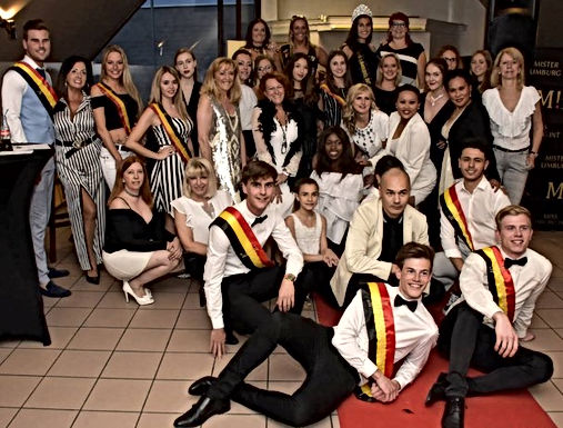Models Inc International reikt in Hoeselt diploma's uit