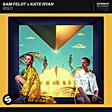 Kate Ryan en Sam Feldt lanceren hun gloednieuwe single 'Gold'