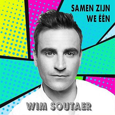 'Samen Zijn We Eén' is de nieuwe aankomende zomerhit van Wim Soutaer