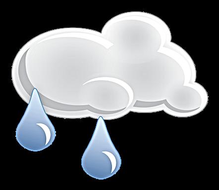 WEERBERICHT: Begin van de week regenachtig en zacht, vanaf woensdag frisser