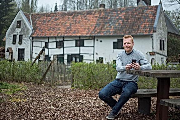 Gemeente Hoeselt lanceert nieuwe app voor De Kluizenaarstocht.
