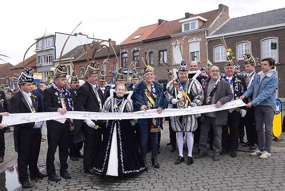 14.000 toeschouwers voor de Verloren Maandagstoet in Sint-Truiden