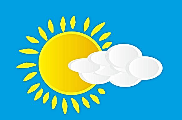 WEERBERICHT: Zaterdag opnieuw zeer warm