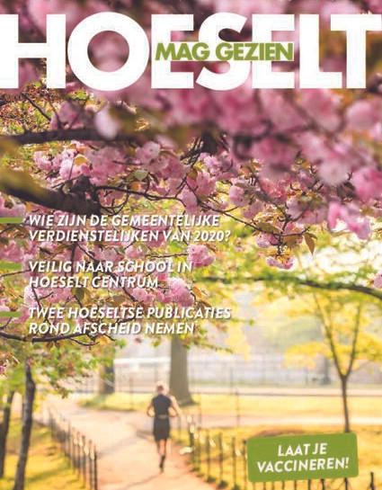Hoeselt Mag Gezien: editie april 2021