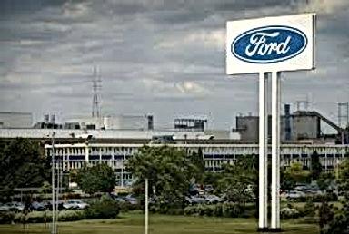 22 september 2018 Limburghal Genk: Reünie voor Ford en toelevering medewerkers