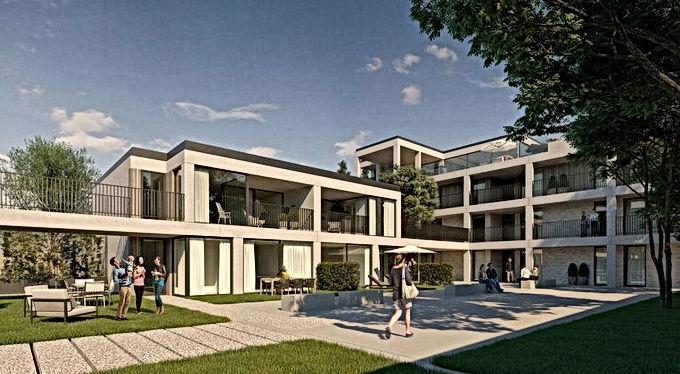 """""""Het Gruunhof"""" wordt nieuw bouwproject in Hoeselt"""