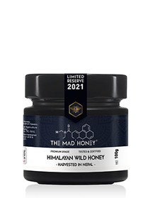 Mad Honey 2021 - 100g