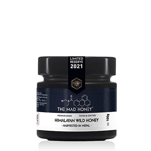 MAD HONEY Limited Reserve 100g