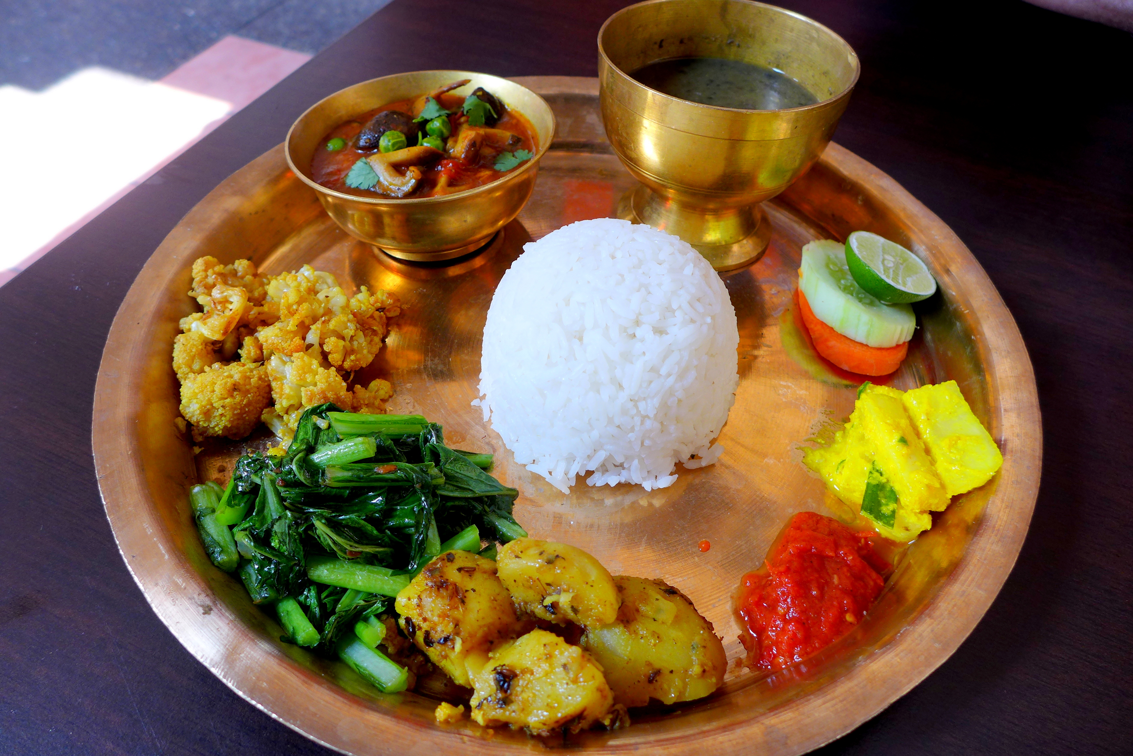 thakali-thali-set