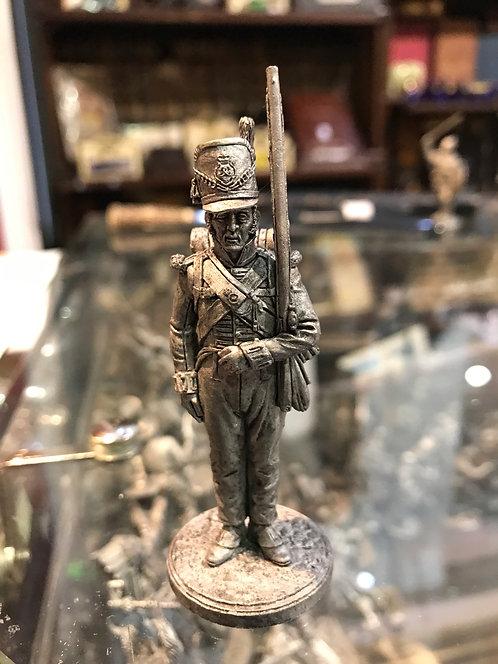 Рядовой батальонной роты 44-го Восточно-Эссекского полка. Великобритания, 1812