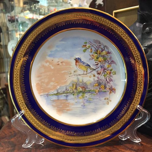 Коллекционная тарелка, Limoges
